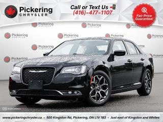 Used 2018 Chrysler 300 S - PANO ROOF/AWD/NAV/LEATHER/HEATED SEATS for sale in Pickering, ON