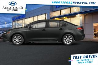 Used 2020 Toyota Corolla LE  - Heated Seats - $146 B/W for sale in Abbotsford, BC