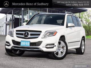 Used 2015 Mercedes-Benz GLK-Class GLK 250 BlueTEC for sale in Sudbury, ON