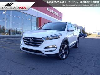 Used 2017 Hyundai Tucson SE for sale in Calgary, AB