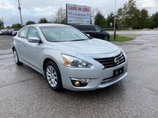 Used 2014 Nissan Altima 2.5 for sale in Komoka, ON