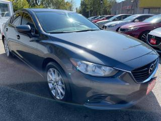 Used 2014 Mazda MAZDA6 GX/AUTO/POWER GROUPS/LOADED/ALLOYS for sale in Scarborough, ON