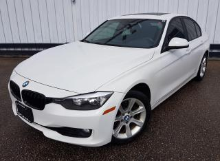 Used 2013 BMW 3 Series 328i xDrive *LEATHER-SUNROOF* for sale in Kitchener, ON