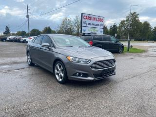 Used 2013 Ford Fusion SE for sale in Komoka, ON