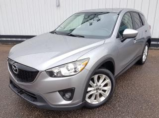 Used 2014 Mazda CX-5 GT *LEATHER-SUNROOF* AWD for sale in Kitchener, ON