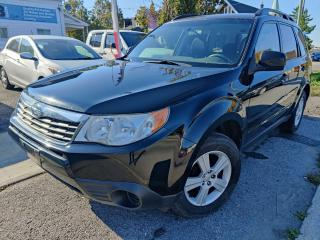 Used 2010 Subaru Forester X Sport AWD for sale in Ottawa, ON