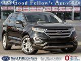 2018 Ford Edge TITANIUM, LEATHER SEATS, NAVI, REARVIEW CAMERA Photo22