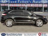 2018 Ford Edge TITANIUM, LEATHER SEATS, NAVI, REARVIEW CAMERA Photo24