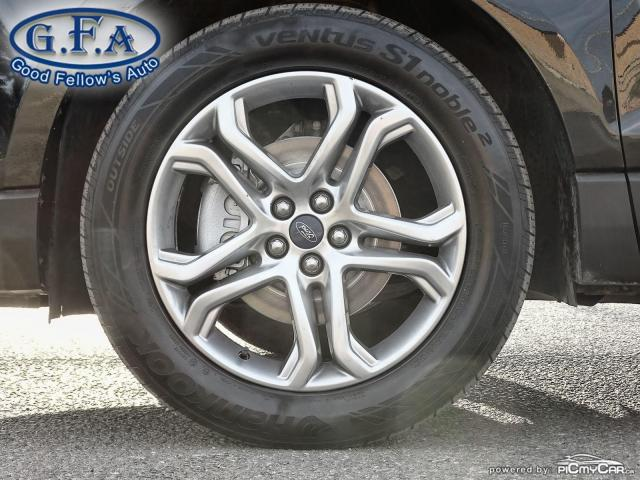 2018 Ford Edge TITANIUM, LEATHER SEATS, NAVI, REARVIEW CAMERA Photo6