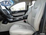 2018 Ford Edge TITANIUM, LEATHER SEATS, NAVI, REARVIEW CAMERA Photo28