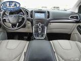 2018 Ford Edge TITANIUM, LEATHER SEATS, NAVI, REARVIEW CAMERA Photo33