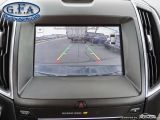 2018 Ford Edge TITANIUM, LEATHER SEATS, NAVI, REARVIEW CAMERA Photo40
