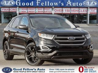 Used 2018 Ford Edge Good Or Bad Credit Auto loans ..! for sale in Toronto, ON