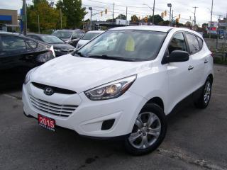Used 2015 Hyundai Tucson GL,BLUETOOTH,HEATED SEATS,CERTIFIED,CLEAN CAR FAX for sale in Kitchener, ON