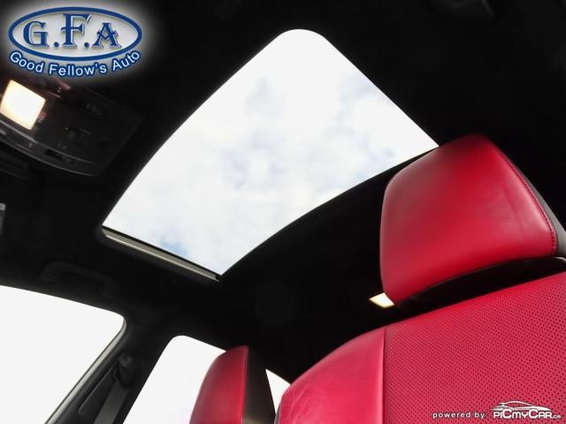 2018 Lexus NX F SPORT3, LEATHER SEATS, SUNROOF, NAVI, BACKUP CAM Photo7