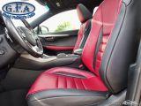 2018 Lexus NX F SPORT3, LEATHER SEATS, SUNROOF, NAVI, BACKUP CAM Photo31