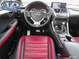 2018 Lexus NX F SPORT3, LEATHER SEATS, SUNROOF, NAVI, BACKUP CAM Photo37