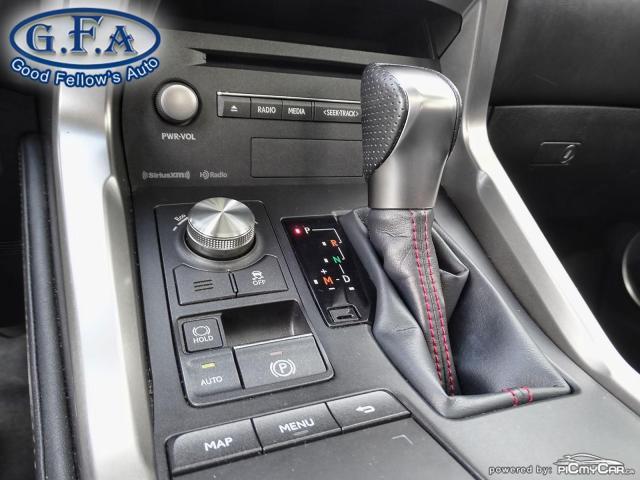 2018 Lexus NX F SPORT3, LEATHER SEATS, SUNROOF, NAVI, BACKUP CAM Photo17