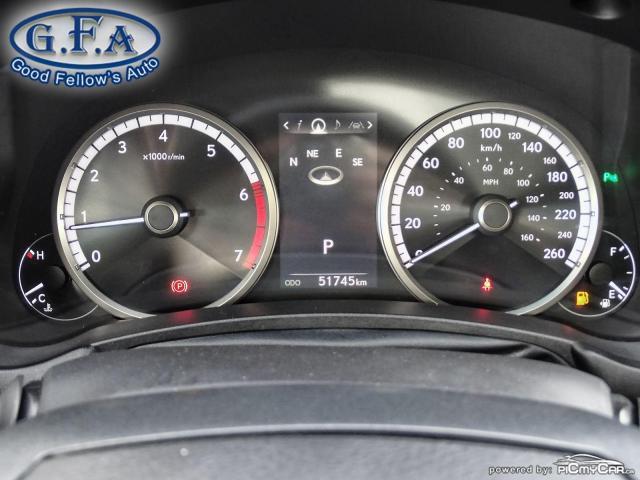 2018 Lexus NX F SPORT3, LEATHER SEATS, SUNROOF, NAVI, BACKUP CAM Photo18