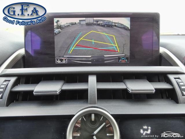 2018 Lexus NX F SPORT3, LEATHER SEATS, SUNROOF, NAVI, BACKUP CAM Photo22