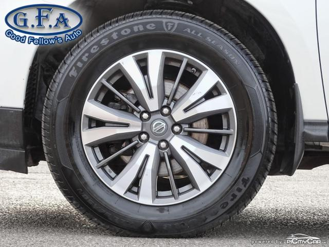 2017 Nissan Pathfinder SL MODEL, AWD, 7PASS, LEATHER SEATS, 360° CAMERA Photo6