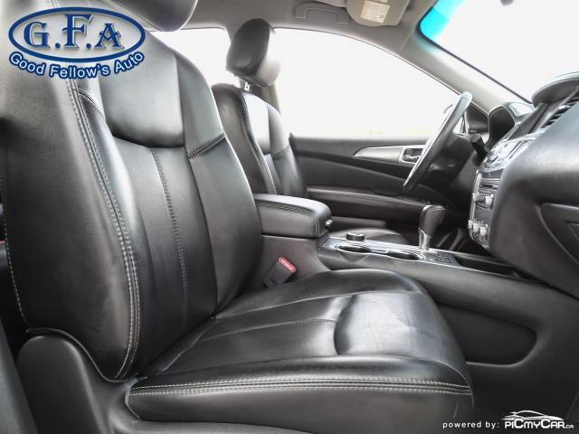 2017 Nissan Pathfinder SL MODEL, AWD, 7PASS, LEATHER SEATS, 360° CAMERA Photo11