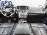 2017 Nissan Pathfinder SL MODEL, AWD, 7PASS, LEATHER SEATS, 360° CAMERA Photo35