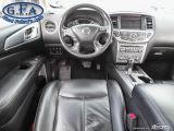 2017 Nissan Pathfinder SL MODEL, AWD, 7PASS, LEATHER SEATS, 360° CAMERA Photo36