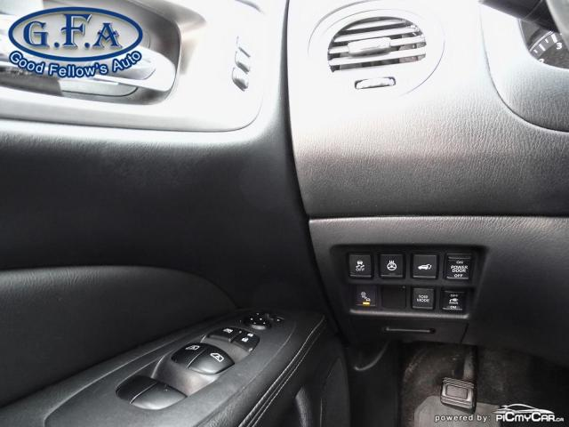 2017 Nissan Pathfinder SL MODEL, AWD, 7PASS, LEATHER SEATS, 360° CAMERA Photo19