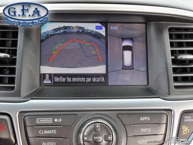 2017 Nissan Pathfinder SL MODEL, AWD, 7PASS, LEATHER SEATS, 360° CAMERA Photo21