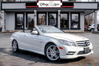 Used 2012 Mercedes-Benz E-Class E 350 for sale in Ancaster, ON
