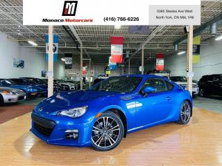 Used 2013 Subaru BRZ Sport-tech | Paddle Shifter |Heated Seats for sale in North York, ON