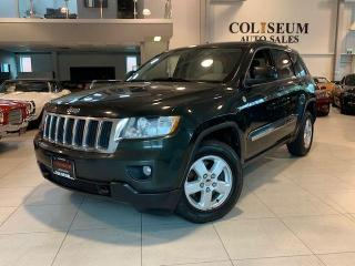Used 2011 Jeep Grand Cherokee LAREDO 4X4 **1 OWNER-NEW BRAKES-CERTIFIED-FINANCE* for sale in Toronto, ON