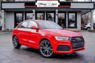 Used 2017 Audi Q3 Technik S-Line for sale in Ancaster, ON
