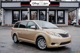 Used 2013 Toyota Sienna LE, AWD for sale in Ancaster, ON