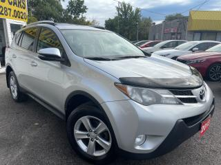 Used 2013 Toyota RAV4 XLE/AWD/ROOF/LOADED/ALLOYS for sale in Scarborough, ON