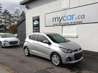 Used 2017 Chevrolet Spark 1LT Manual ALLOYS. BACKUP CAM. A/C. POWER GROUP. for sale in Richmond, ON