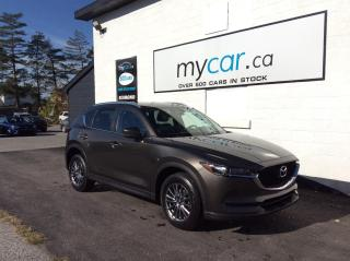 Used 2018 Mazda CX-5 GS ALLOYS. HEATED SEATS/WHEEL. LEATHER!!. for sale in Richmond, ON