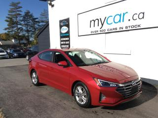 Used 2019 Hyundai Elantra Preferred A/C. ALLOYS.BACKUP CAM. HEATEDS SEATS. for sale in North Bay, ON