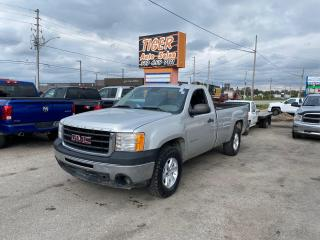 Used 2011 GMC Sierra 1500 SINGLE CAB*4X4*ONLY 147KMS*LONG BOX*V8*CERT for sale in London, ON
