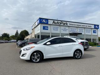 Used 2016 Hyundai Elantra GT PANORAMIC ROOF | HEATED SEATS | BLUETOOTH | for sale in Brampton, ON