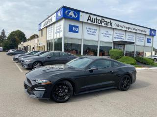 Used 2019 Ford Mustang EcoBoost Premium NAV | HEATED SEATS | VENTILATED SEATS | REAR CAMERA | for sale in Brampton, ON