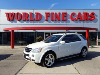 Used 2008 Mercedes-Benz ML-Class | 500+ HP | Ontario Local! for sale in Etobicoke, ON