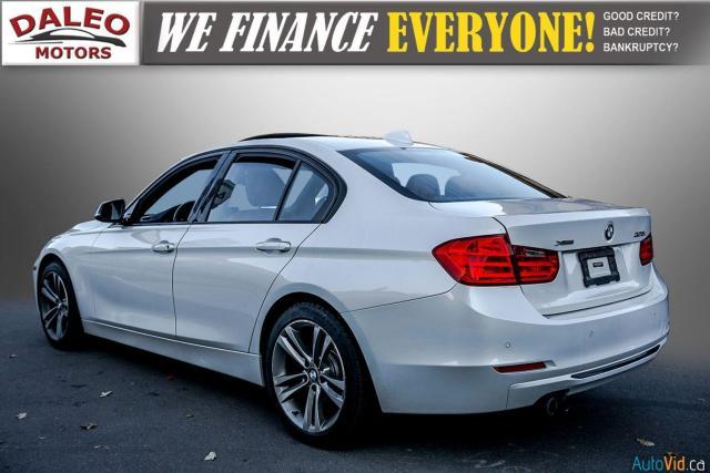 2013 BMW 3 Series 328i xDrive / LOADED / NAVI / LEATHER / KEYLESS GO Photo5