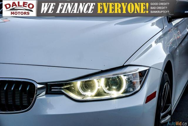 2013 BMW 3 Series 328i xDrive / LOADED / NAVI / LEATHER / KEYLESS GO Photo9
