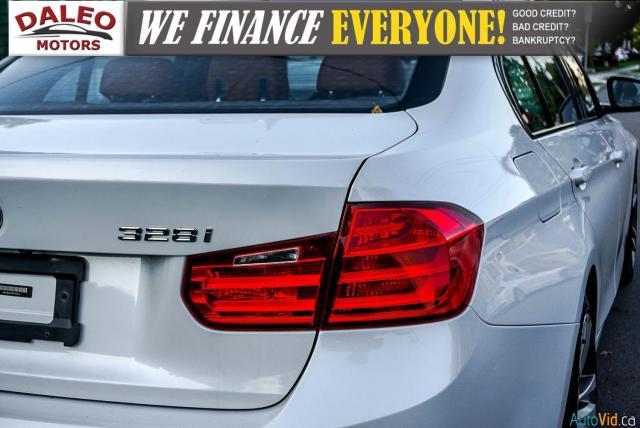 2013 BMW 3 Series 328i xDrive / LOADED / NAVI / LEATHER / KEYLESS GO Photo10