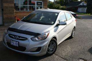 Used 2012 Hyundai Accent GL for sale in Nepean, ON