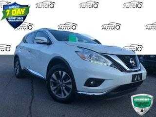 Used 2016 Nissan Murano SL AWD | NAVIGATION | SUNRROF | LEATHER for sale in Hamilton, ON