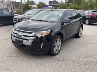Used 2013 Ford Edge SEL for sale in Mount Brydges, ON