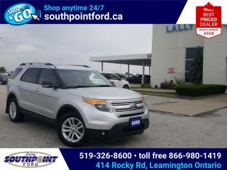 Used 2014 Ford Explorer XLT|NAV|HTD FRONT SEATS|REMOTE START| for sale in Leamington, ON